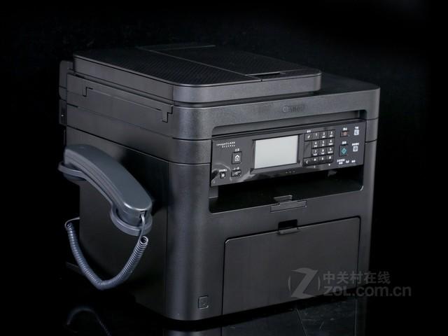 黑白激光一体机 佳能MF249dw报价9750元