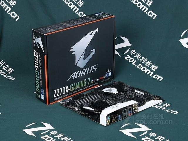 技嘉AORUS Z270X-Gaming7 售价2645元