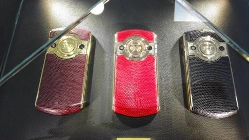 彰显个人魅力长沙8848手机定制版19999元