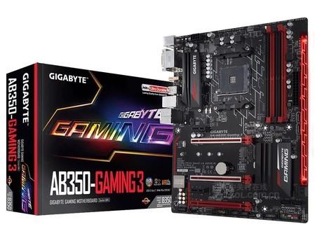 0游戏必备 技嘉AB350M-Gaming 3热售