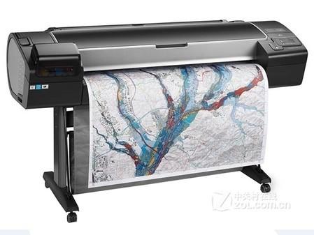 打印速度快 惠普Z5600大幅面打印机42000元