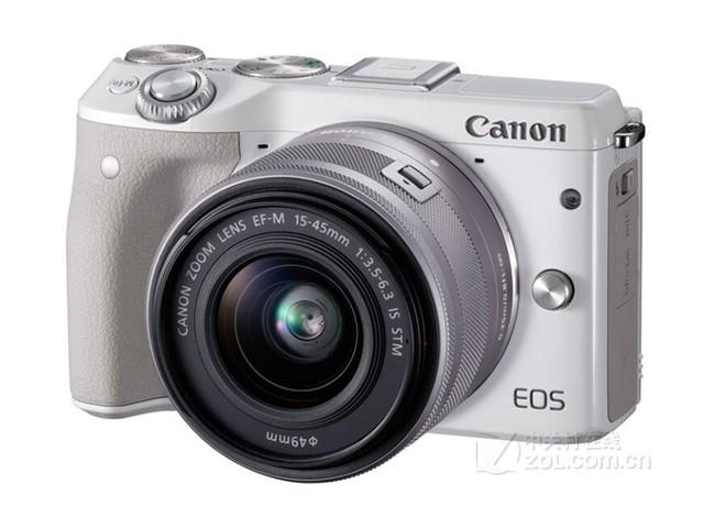 时尚大气相机 佳能M3(15-45mm)报2750元