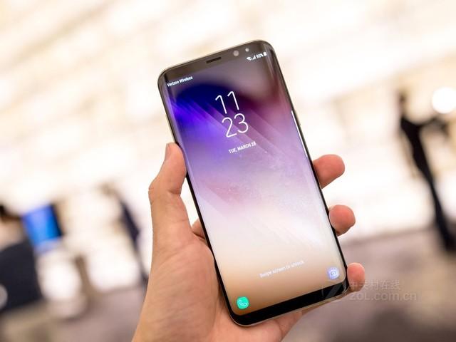 新潮旗舰 三星S8手机青岛热销5450元