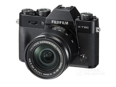 3画质优质 富士XT20(16-50)售价6400 元