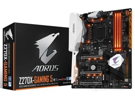 技嘉AORUS Z270X-Gaming 5