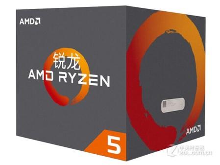 16M三级缓存  AMD r5 1600 安徽报1499元