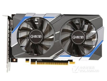 影驰GeForce GTX 1050虎将显卡仅售858元