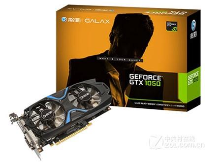 0影驰 GeForce GTX 1050 黑将售790元