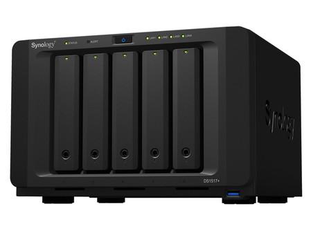 NAS网络存储 群晖 DS1517+(8GB)仅售7100元