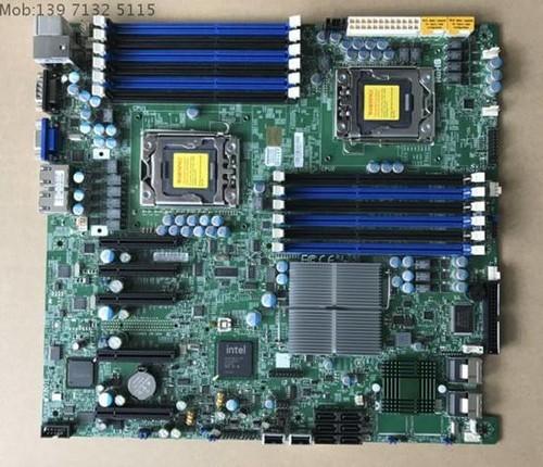 网吧无盘首选 全新3年保超微X8DT6主板