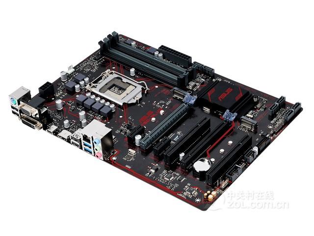 华硕PRIME B250-PLUS装机特惠价699元