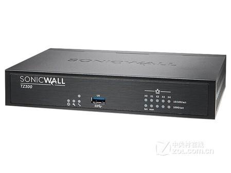 安全可靠 SonicWALL TZ 300防火墙冰点价