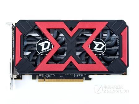 迪兰RX560 4G战神显卡