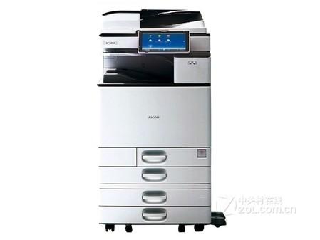 理光2555SP黑白复印机轻松应对大印量作业