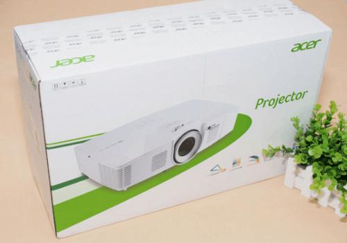 宏碁HT-820色彩大师3D高清投影机仅9999