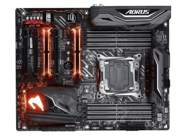 技嘉X299 AORUS Gaming 3主板济南促销