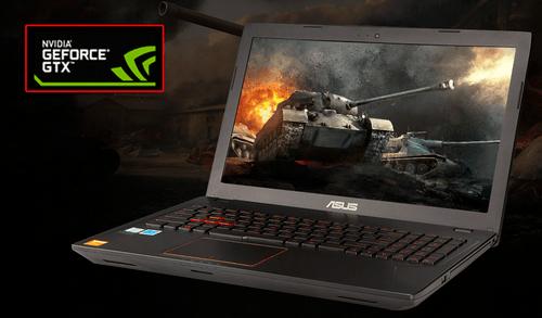 4GB独显游戏本飞行堡垒ZX53VD主宰游戏战场