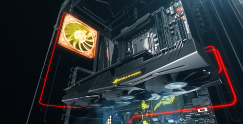华硕ROG STRIX GTX1080 11GBPS显卡