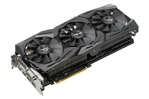 畅享4K绝佳体验 首选华硕ROG STRIX GTX1080 11GBPS