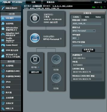 华硕AC86U