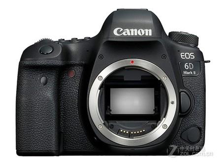 6点对焦系统 佳能相机6DII浙江报价9688