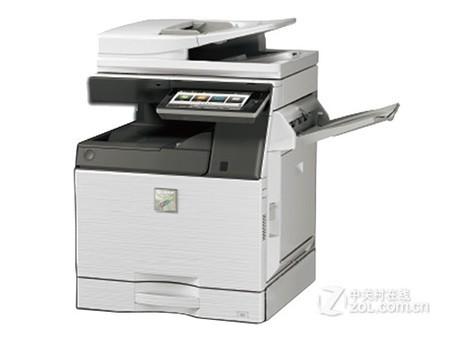 全能彩色数码复印机夏普C3581R山西促销