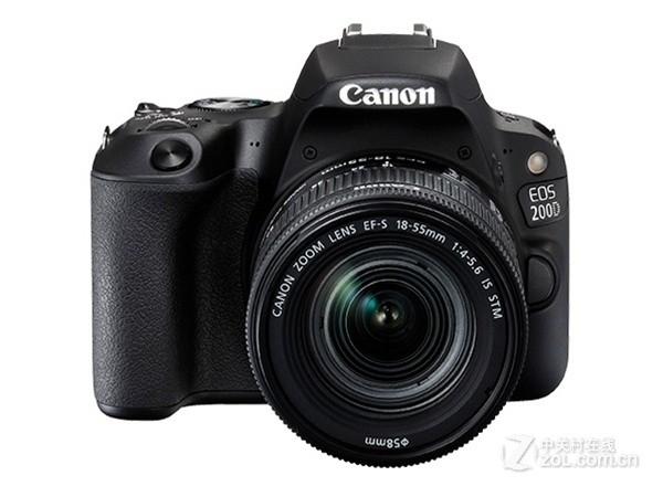 佳能EOS 200D(18-55mm) 现货售价3999元