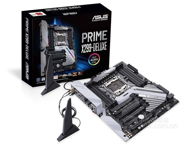 华硕PRIME X299-DELUXE 冰典数码热卖