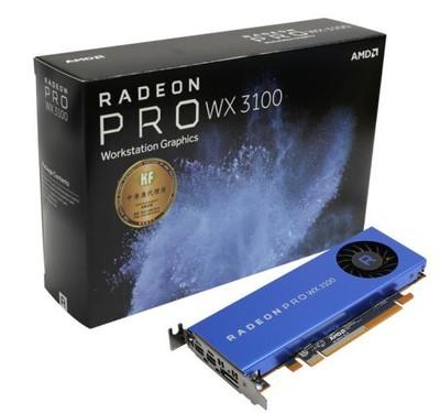 为创作而生 Radeon Pro WX3100售1619元