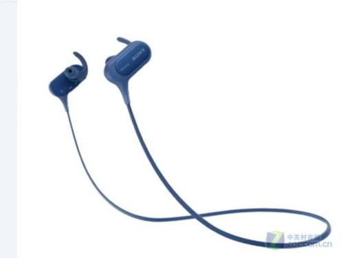 索尼蓝牙运动耳机MDR-XB50BS