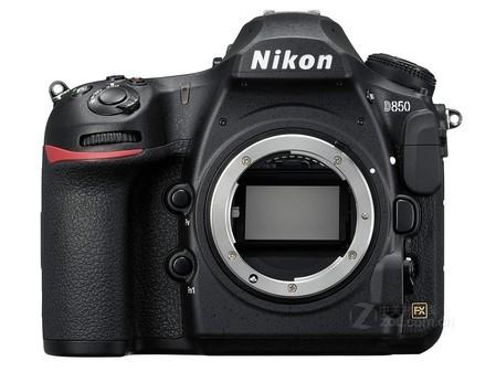 支持焦点位移连拍 尼康D850报价26999元