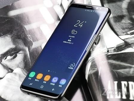 领先世界三星全视曲面屏Galaxy S8热卖