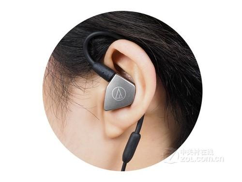 带线控铁三角LS70is入耳式耳机仅938元