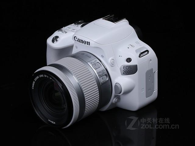 佳能 EOS 200D套机(18-55mm)天津3600元