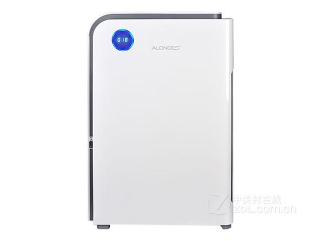 除霾空气净化器 2899元购高端智能产品