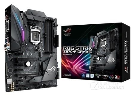 5可编程RGB接针 华硕ROG Z370-F售4999元