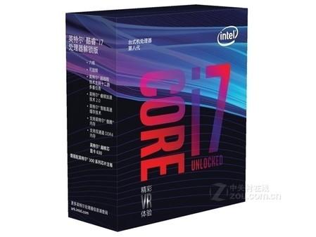 0I7 8700K中文原包+华硕Z370E GAMING售4439