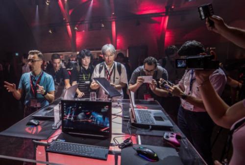 华硕玩家国度于IFA 2017盛大展示电竞新品