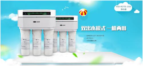 """""""喝""""护健康 汉斯顿HSD-RO75G-1503净水器热售"""