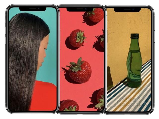 iphone x依然为前后玻璃背板,和iphone8材质相同.