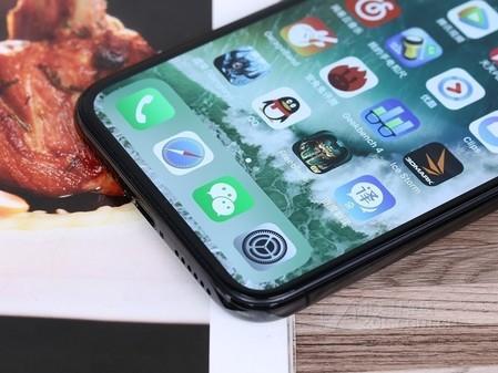 全面屏圆润的边角更时尚 苹果X售8180元