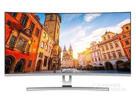 31.5英寸曲面显示器 优派VX3217售2050