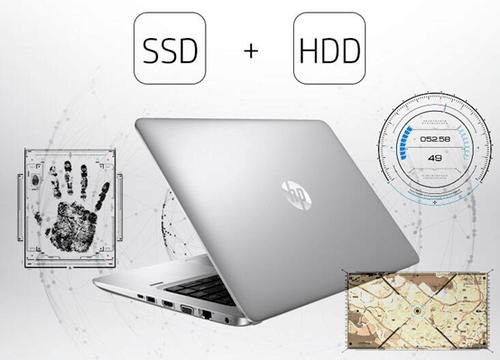 惠普Probook 440 G5笔记本电脑—专为商务办公而设计