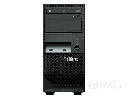联想TS250服务器 高配置性能宁波低价