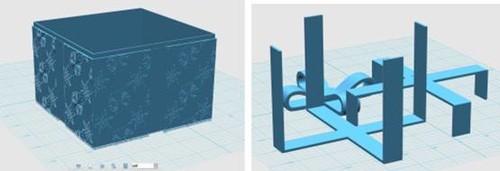 3d打印礼品盒如何制作?简单几步,创意又环保
