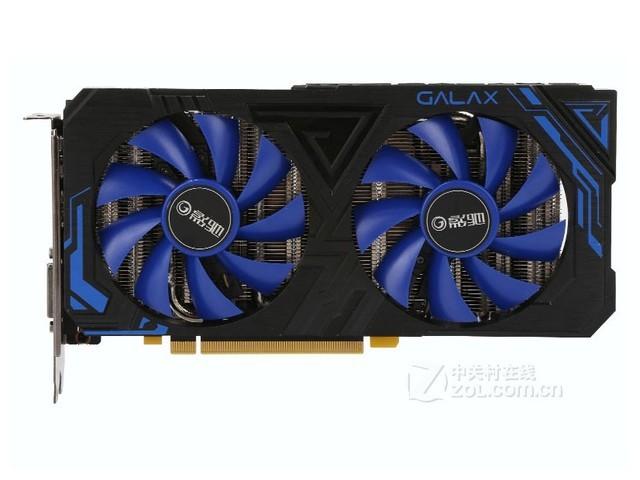 影驰GeForce GTX 1660Ti大将济南降价
