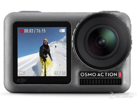 运动相机首选 大疆Osmo Action促2199元