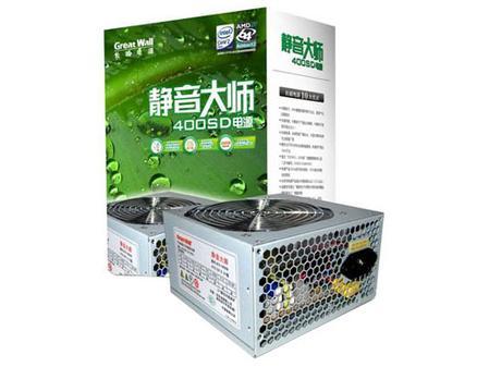 优秀电源 长城静音大师BTX-400SD合肥售