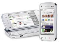 全触屏+侧滑全键盘设计 诺基亚N97售330