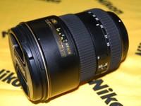 顶级DX镜头 尼康17-55/F2.8合肥售8900元